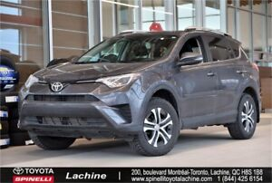 2016 Toyota RAV4 LE VERY CLEAN! HEATED SEATS! BLUETOOTH! BACK UP