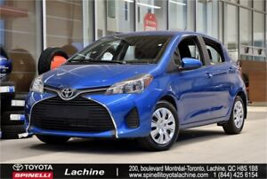 2015 Toyota Yaris LE VERY CLEAN! LOW MILEAGE! SUPER PRICE! BLUET