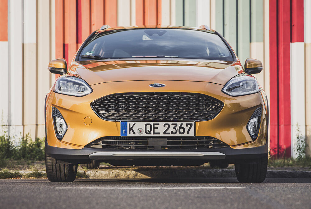 Ford Fiesta Active: Frontansicht