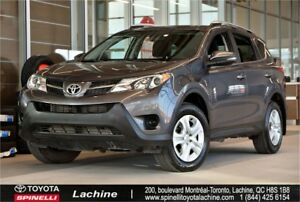 2015 Toyota RAV4 LE+FWD HEATED SEATS! BLUETOOTH! BACK UP CAMERA!