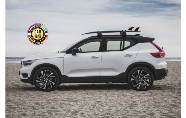 Car of the Year 2018: Volvo XC40