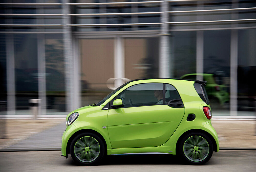 Der Smart Fortwo Brabus Tailor made