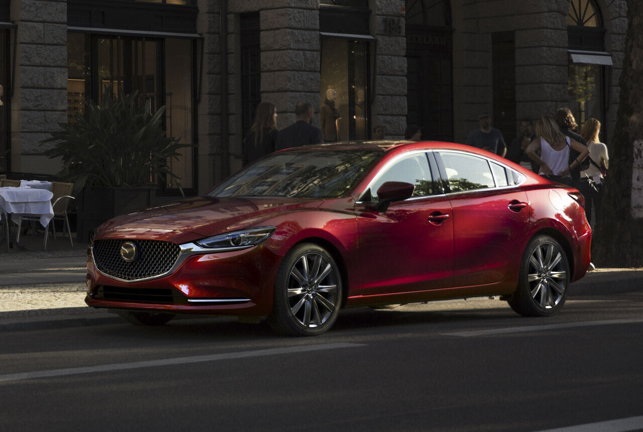 2020 Mazda 6 Release Date and Concept