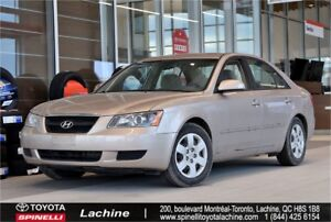 2007 Hyundai Sonata GL **VEHICLE SOLD AS IS FOR PARTS ONLY**
