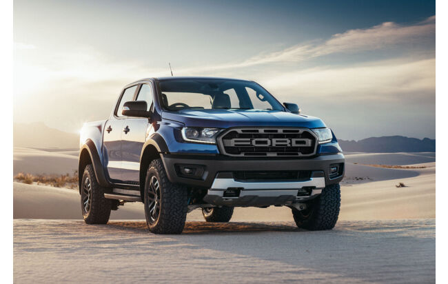 Ford Ranger Raptor (2019): In Thailand stellte Ford die Performance-Version des Midsize-Pick-ups vor