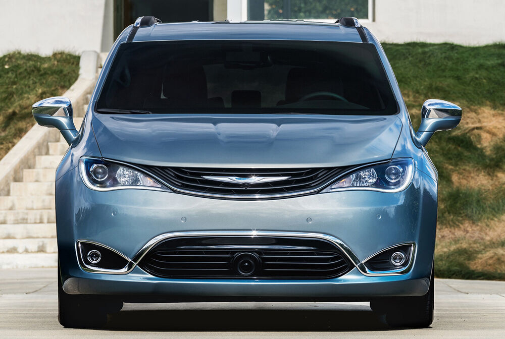 Chrysler Pacifica: Frontansicht
