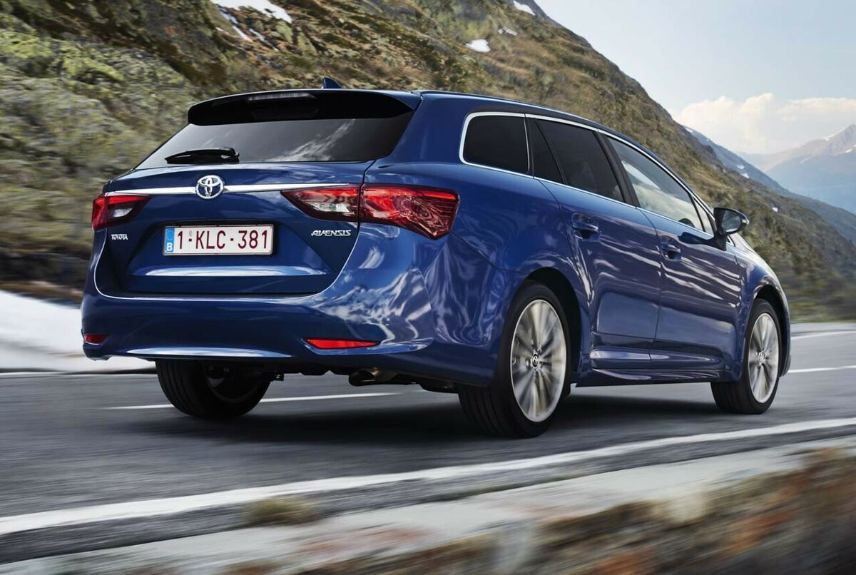 2020 Toyota Avensis Release Date and Concept