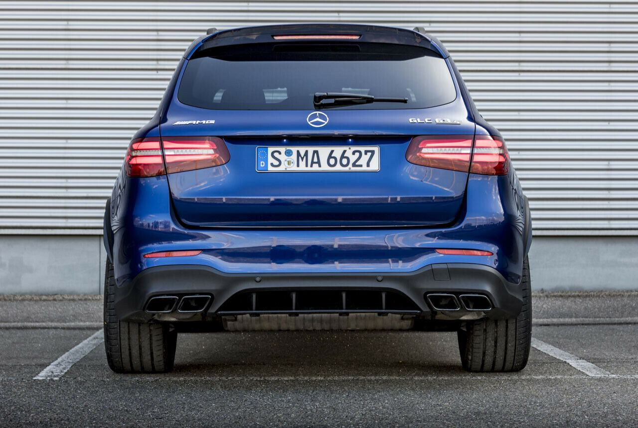 mercedes amg glc 63 s 4matic im test technische daten preis. Black Bedroom Furniture Sets. Home Design Ideas
