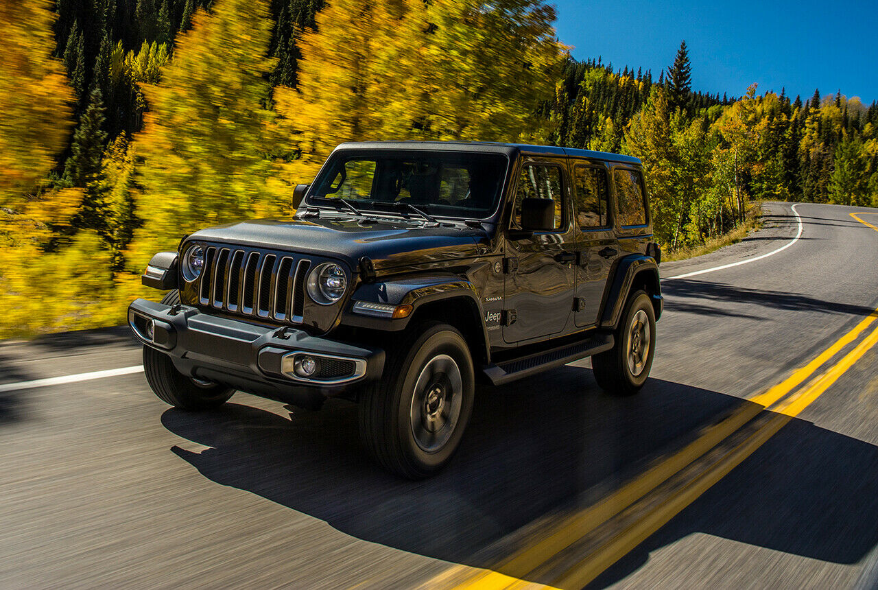 2020 The Jeep Wrangler Price and Review