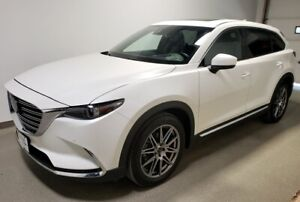 2018 Mazda CX-9 GT Unlimited Mileage Warranty- Just arrived Htd