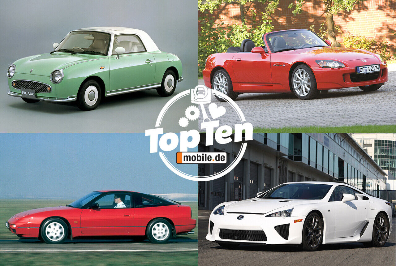 Top Ten Asiatische Underdogs Classic Driving News