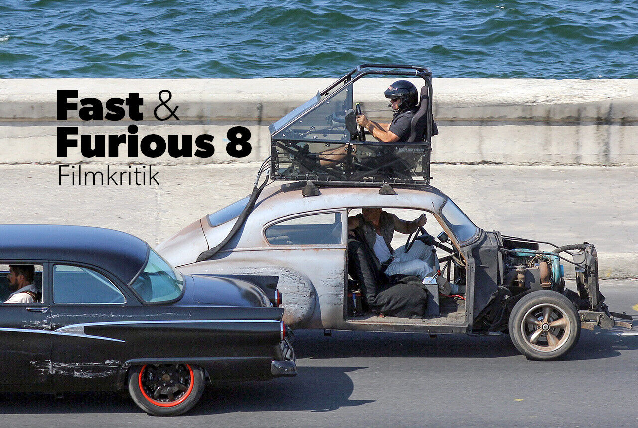 Fast And Furious Teil 8