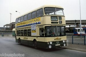 Provincial No. 591 Portsmouth 1995 Bus Photo