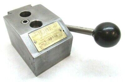 Kdk-100 Series Quick Change Lathe Tool Post - 12 To 16 Swing
