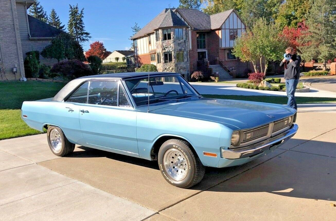 1970 Dodge Dart Swinger Dodge Dart -Great Condition Brand New Engine 904 Trans 225 Slant Six1970Swinger
