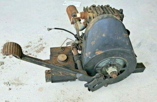 Vintage Maytag Washing Machine Engine Model Y
