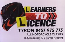 Motorcycle lessons Albany Albany Area Preview