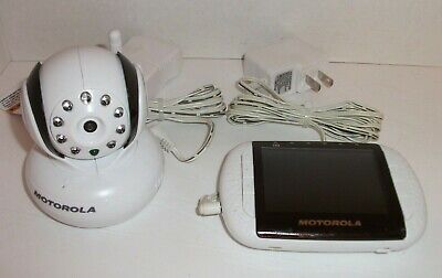 "MOTOROLA MBP33XL 3.5"" Digital Video Baby Monitor"