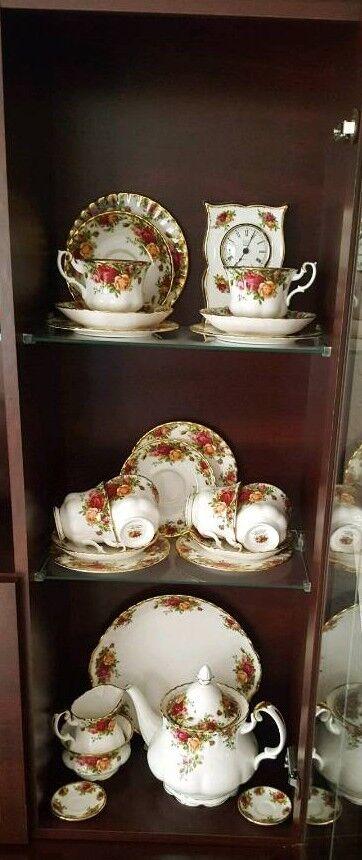 Royal Doulton Old Country Rose Tea Set