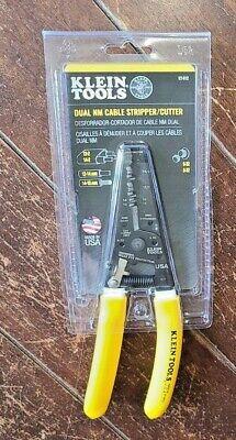 Klein Tools K1412 Dual Nm Wire Cutterstripper