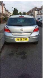 Vauxhall astra club 1.4 / manuel / silver / hatchback