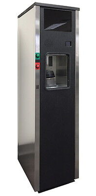 New Diebold Vat 42 Underground Vacuum Air Tube Pneumatic System Customer Unit