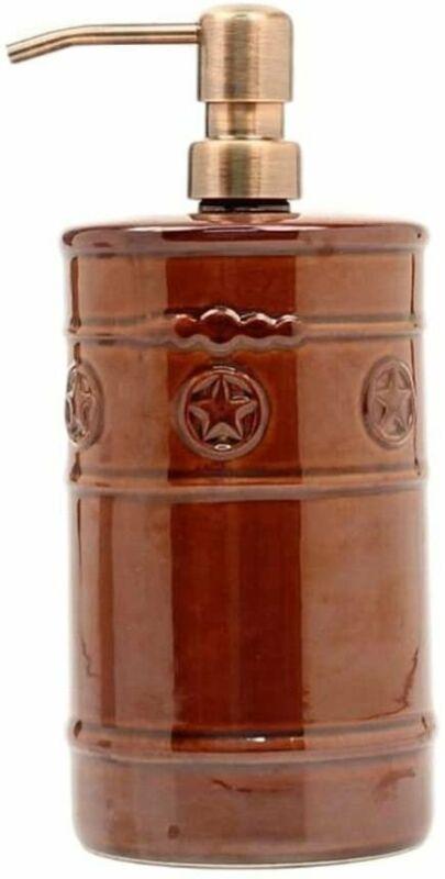 Western Moments Unisex Silverado Soap Dispenser - 6105009