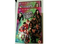 Brand new sealed Suicide Squad DVD
