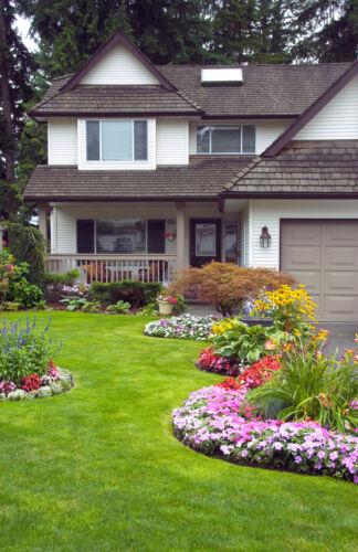 Haus mit Garten - warum ein bisschen Natur so wichtig ist