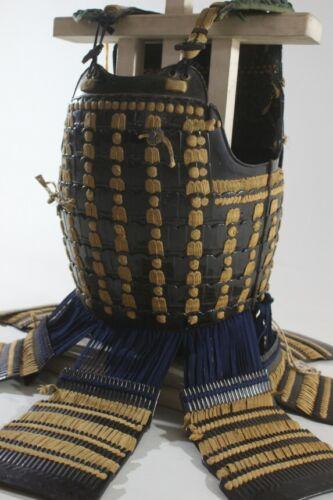 IYOZANE 2 Plates DOU of YOROI (armor) : EDO : 4.94kg