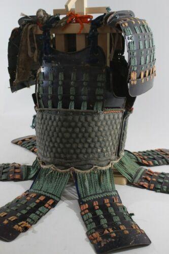 MUNETORI KIKKO 2 Plates DOU w/6 DAN ITA SODE of YOROI (armor) : EDO : 4.97kg