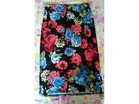 Dorothy perkins tube skirt size 14