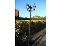 Victorian Style Garden Lamp Lantern