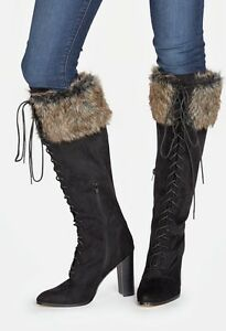 Brand new lace up boots