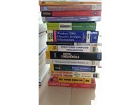 Various Computer Science / IT Text Books