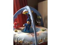 Baby's play ring