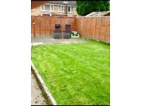 2 bedroomed house semi detached