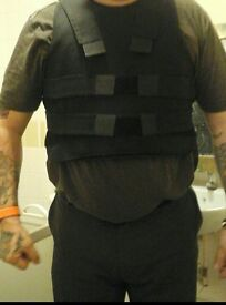 STAB PROOF VEST- and BAG