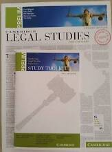 Cambridge Preliminary Legal Studies & Study Took Kit Mount Colah Hornsby Area Preview