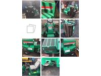 Ransomes highway 2130 mower.