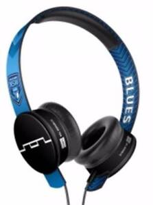 Sol Republic Tracks NSW Blues On-Ear Interchangeable Headphones w Hornsby Hornsby Area Preview