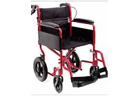 Lite mobility wheelchair