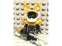 2  x Schwert althellgrau für Ritter aus 375 und 383 Lego Figuren