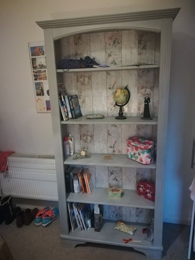 Open To Offers For Quick Sale Shabby Chic Bookcase Shelves