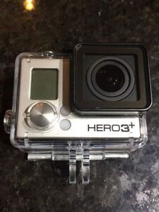 GoPro 3+ Black Camera With 4K Video Recording