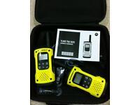 Motorola 2 way radios walkie talkies