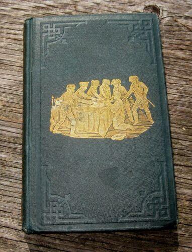FREEMASONRY Antique MONITOR Masonic 1870 KNIGHTS TEMPLAR Mason OCCULT ILLUMINATI