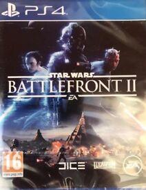 Star Wars Battlefront 2 (PS4) brand new sealed