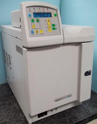 VARIAN 3900, CHROMATOGRAPHY SYSTEM, MODEL 3900 SINGLE FID, SINGLE SPLIT