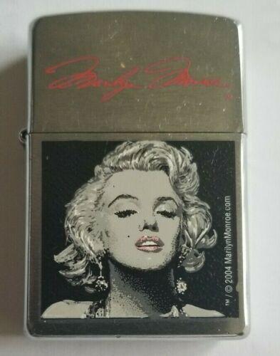 Zippo Lighter Marilyn Monroe (Preowned, Good Condition)